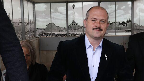 Председатель партии Народная партия Наша Словакия Мариан Котлеба - Sputnik Česká republika