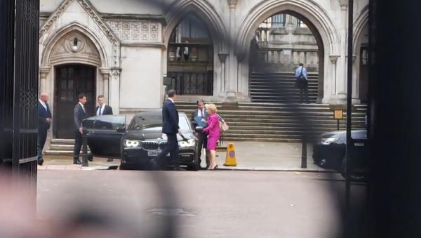 """Video: Manželka dubajského vládce utekla do UK a žádá o """"příkaz k nucené ochrany manželství"""" u londýnského soudu - Sputnik Česká republika"""