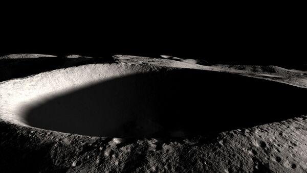 Южный полюс Луны - Sputnik Česká republika