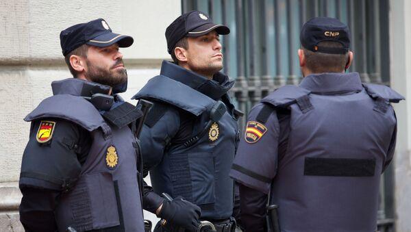 Španelská policie - Sputnik Česká republika