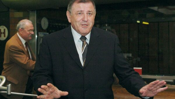 Vladimír Mečiar. Archivní foto - Sputnik Česká republika