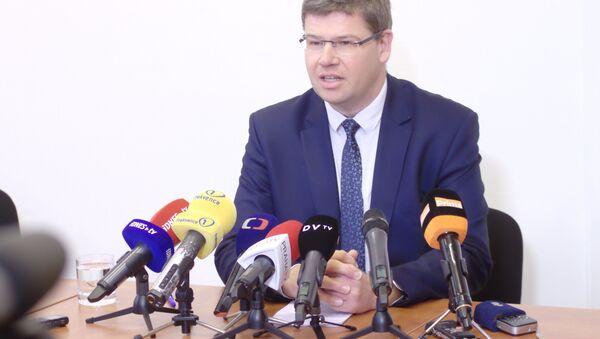 Poslanec Evropského parlamentu za TOP 09 Jiří Pospíšil - Sputnik Česká republika
