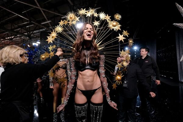 Přehlídka Victoria's Secret – show, jakou jste nikdy neviděli - Sputnik Česká republika