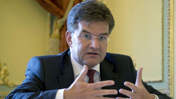 Slovenský ministr zahraničí Miroslav Lajčák - Sputnik Česká republika