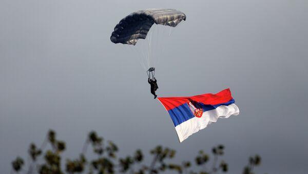 Srbský výsadkář - Sputnik Česká republika