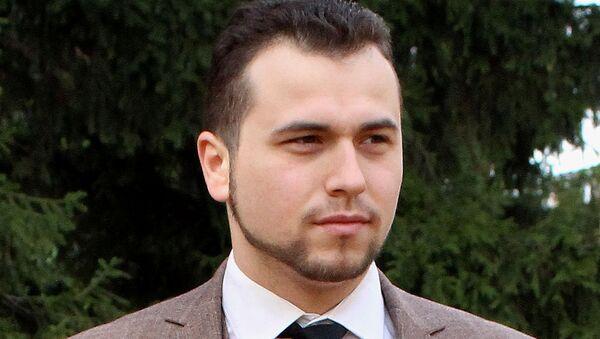 Stanislav Bačev, kandidát politických věd, odborník v oblasti mezinárodních vztahů a geoenergetiky - Sputnik Česká republika