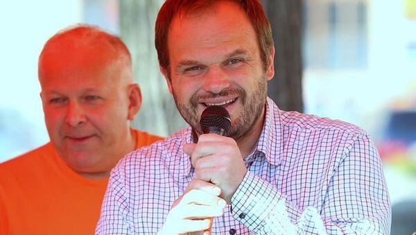 Místopředseda ČSSD Michal Šmarda - Sputnik Česká republika
