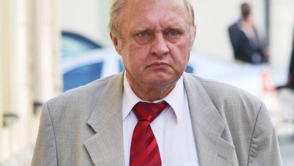 Miloslav Ransdorf - Sputnik Česká republika
