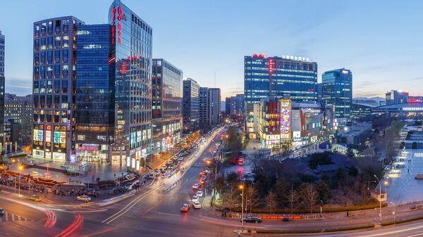 Výhled na Peking - Sputnik Česká republika