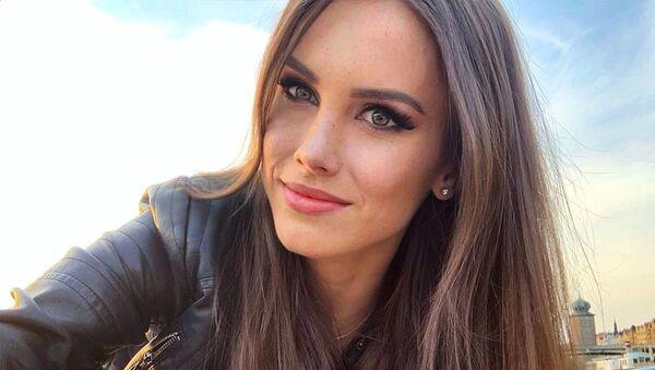 Česká Miss 2019 Barbora Hodačová - Sputnik Česká republika
