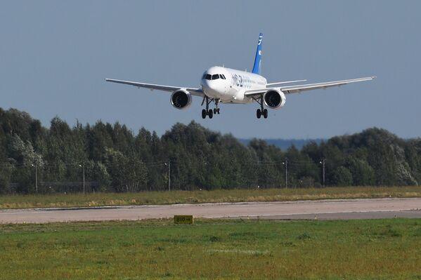 Triumf letecké techniky se blíží aneb jak probíhají rozsáhlé přípravy k mezinárodnímu salonu MAKS 2019 - Sputnik Česká republika