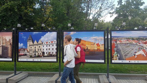 Obrazy českých měst - Sputnik Česká republika