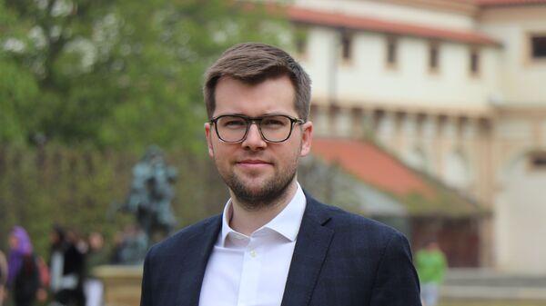Jakub Michálek - Sputnik Česká republika