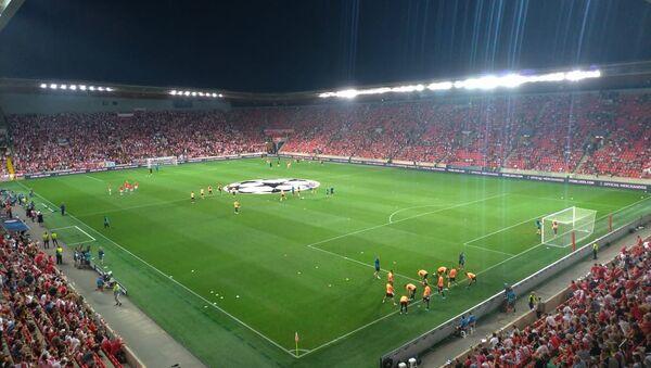 Stadion Eden v Praze. Ilustrační foto - Sputnik Česká republika