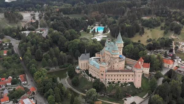 Slovensko - Sputnik Česká republika