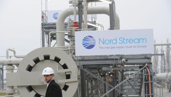 Plynovod Nord Stream 2. Ilustrační foto - Sputnik Česká republika