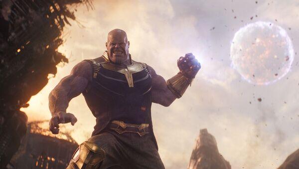 Záběr z filmu Avengers: Infinity War - Sputnik Česká republika