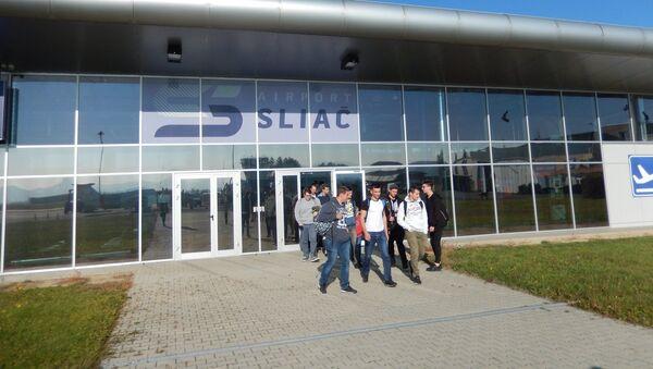 Letiště Sliač - Sputnik Česká republika