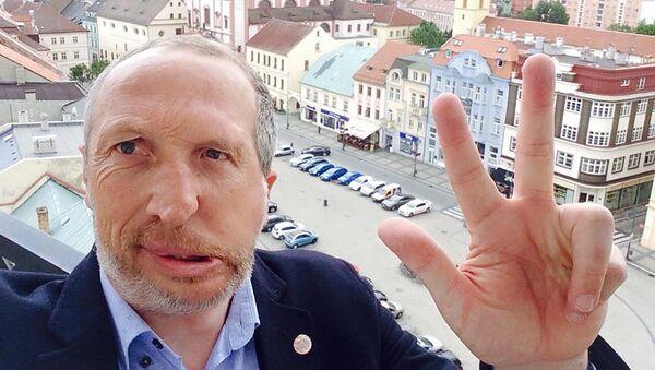 Václav Klaus ml - Sputnik Česká republika