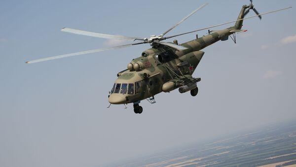 Mi-8 - Sputnik Česká republika