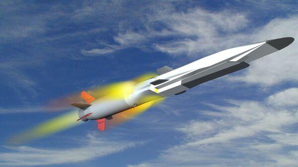 Pravděpodobné zobrazení rakety Cirkon - Sputnik Česká republika