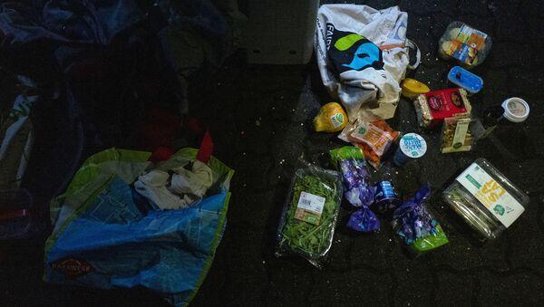 Němci ročně vyhodí 12 milionů tun potravin. Politici navrhují, aby je obchody musely rozdávat zadarmo - Sputnik Česká republika