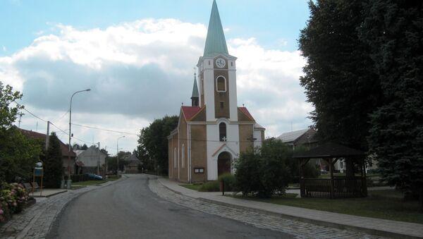 Obec Hruška - Sputnik Česká republika