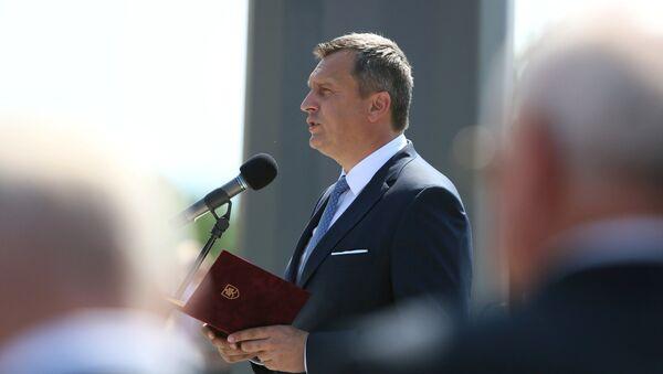 Šéf SNS Andrej Danko. - Sputnik Česká republika