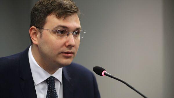 Poslanec za Pirátskou stranu Jan Lipavský - Sputnik Česká republika
