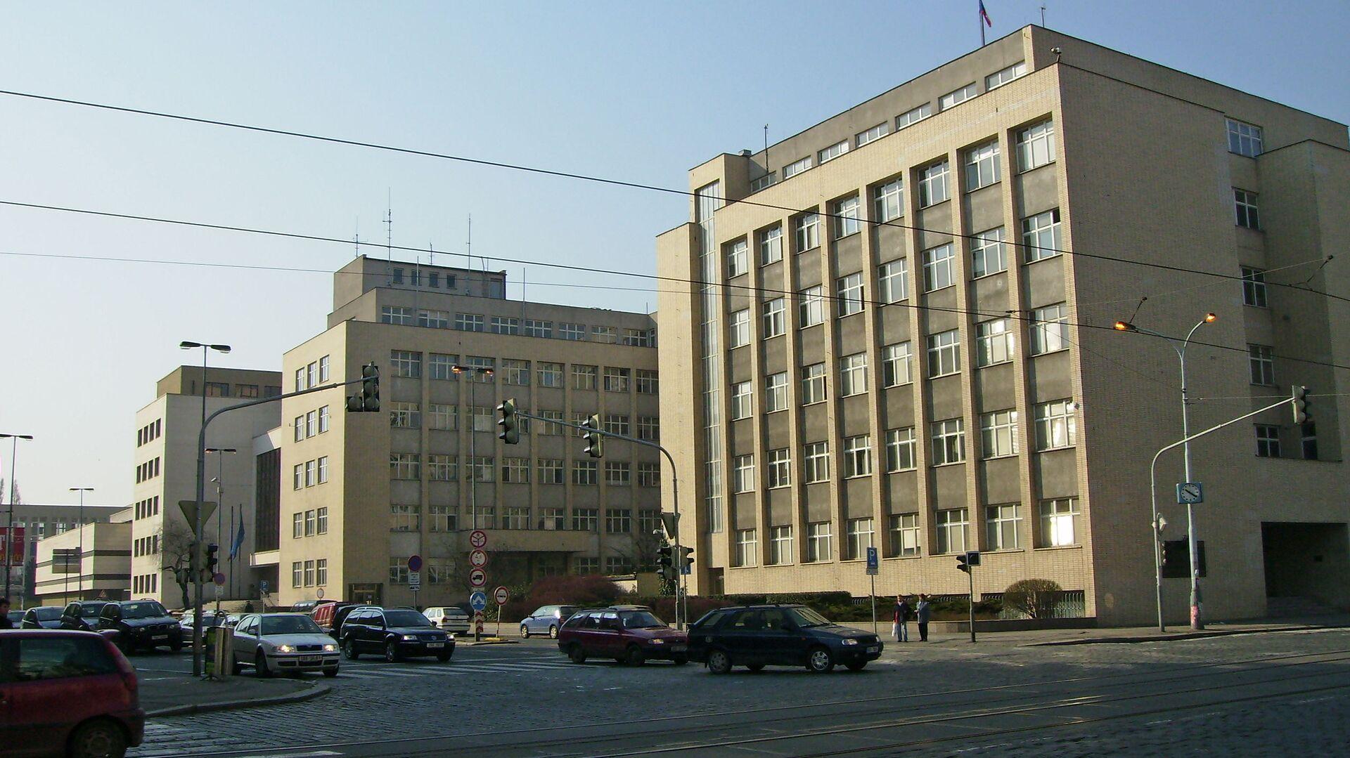 Ministerstvo vnitra ČR - Sputnik Česká republika, 1920, 28.02.2021