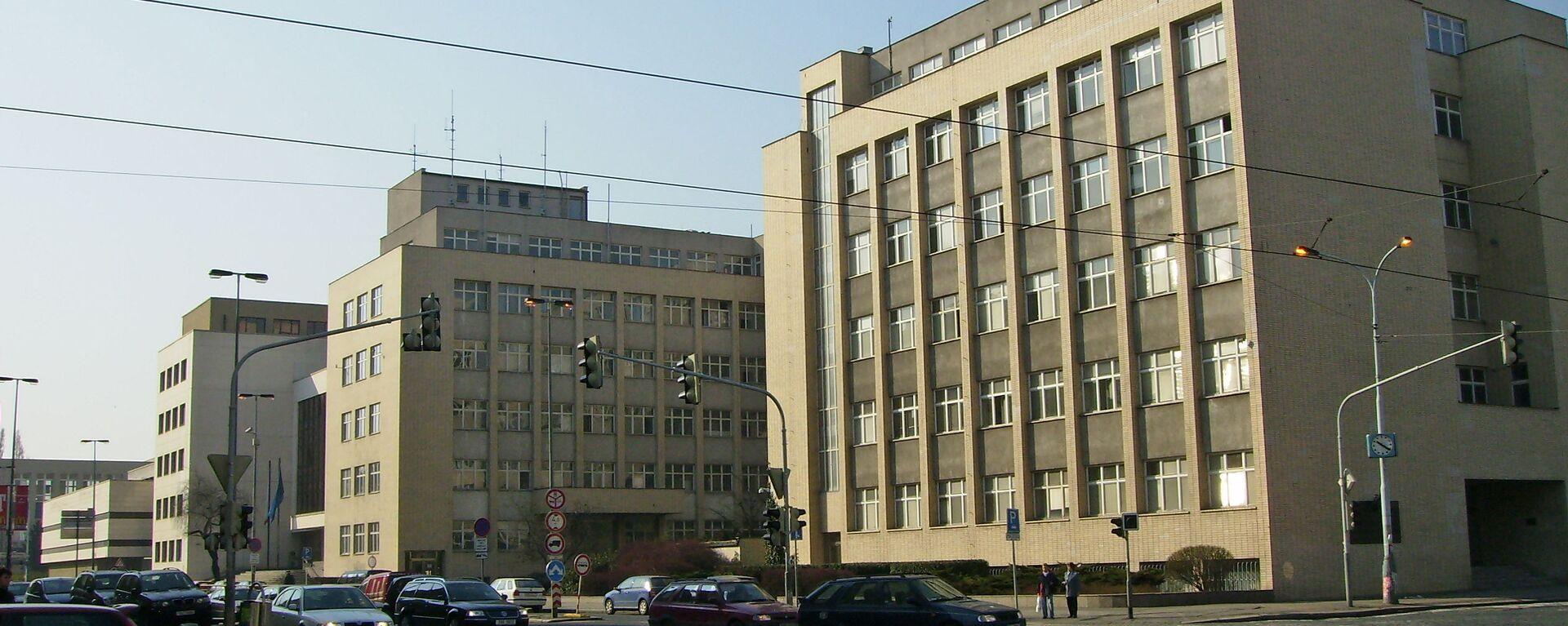 Ministerstvo vnitra ČR - Sputnik Česká republika, 1920, 16.07.2021