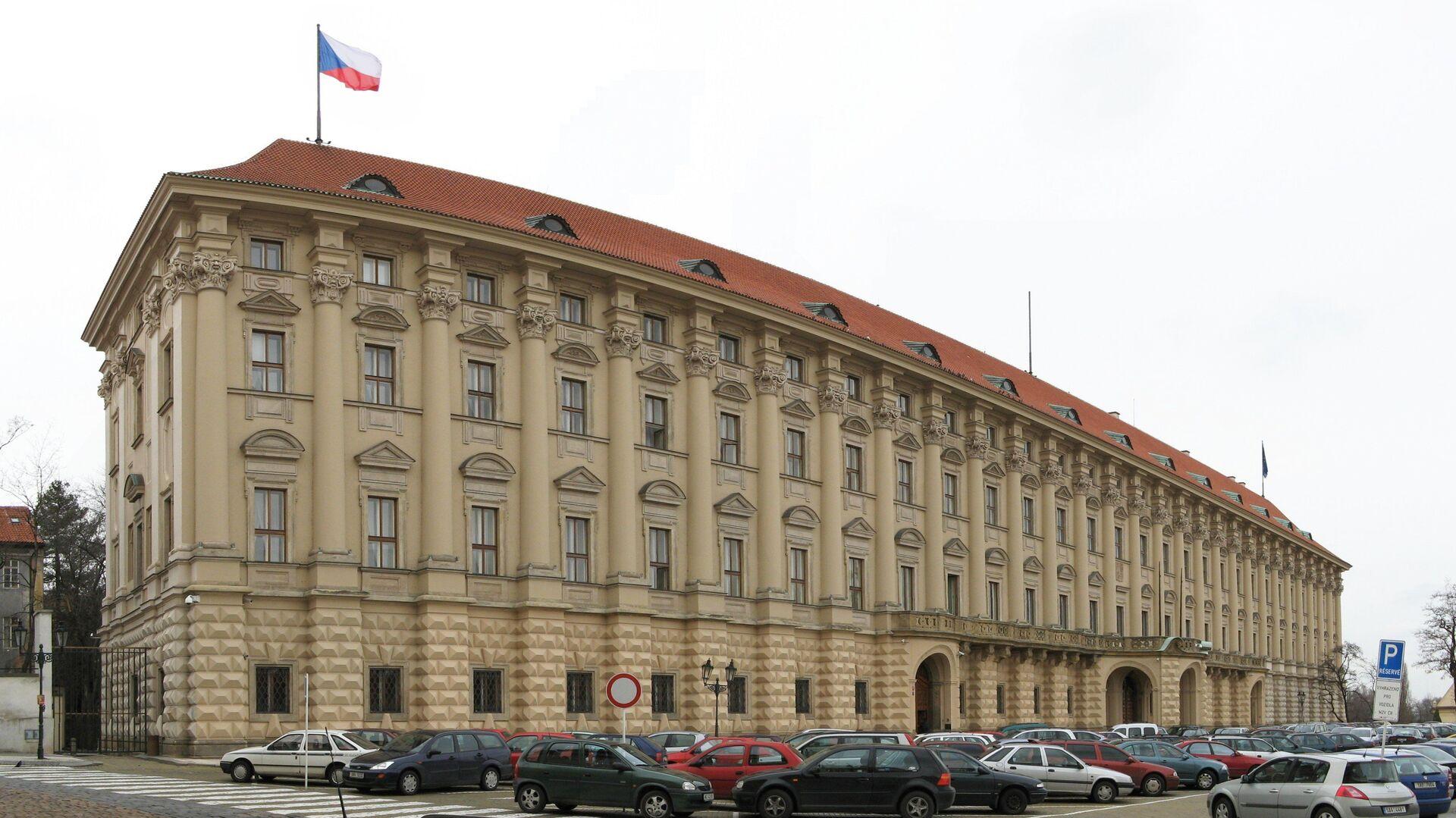Budova MZV ČR - Sputnik Česká republika, 1920, 03.09.2021