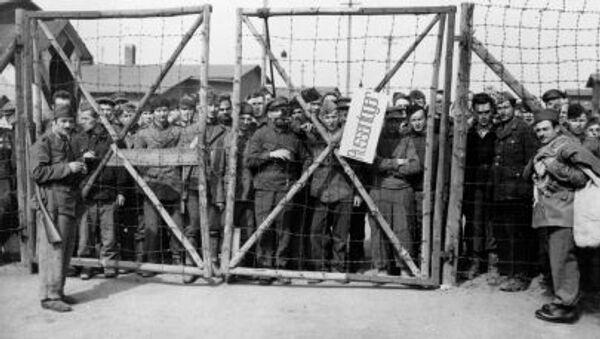 Vojenští zajatci - Sputnik Česká republika