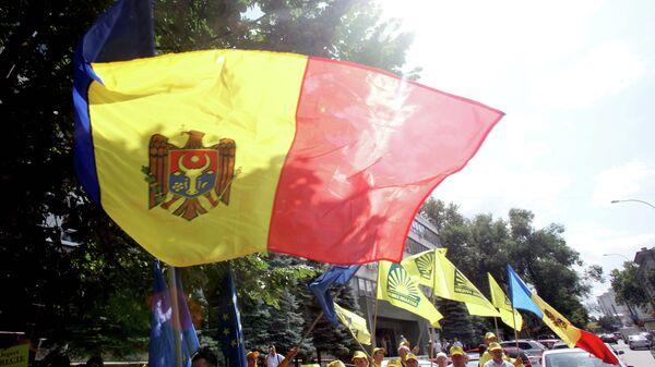 Moldávie - Sputnik Česká republika