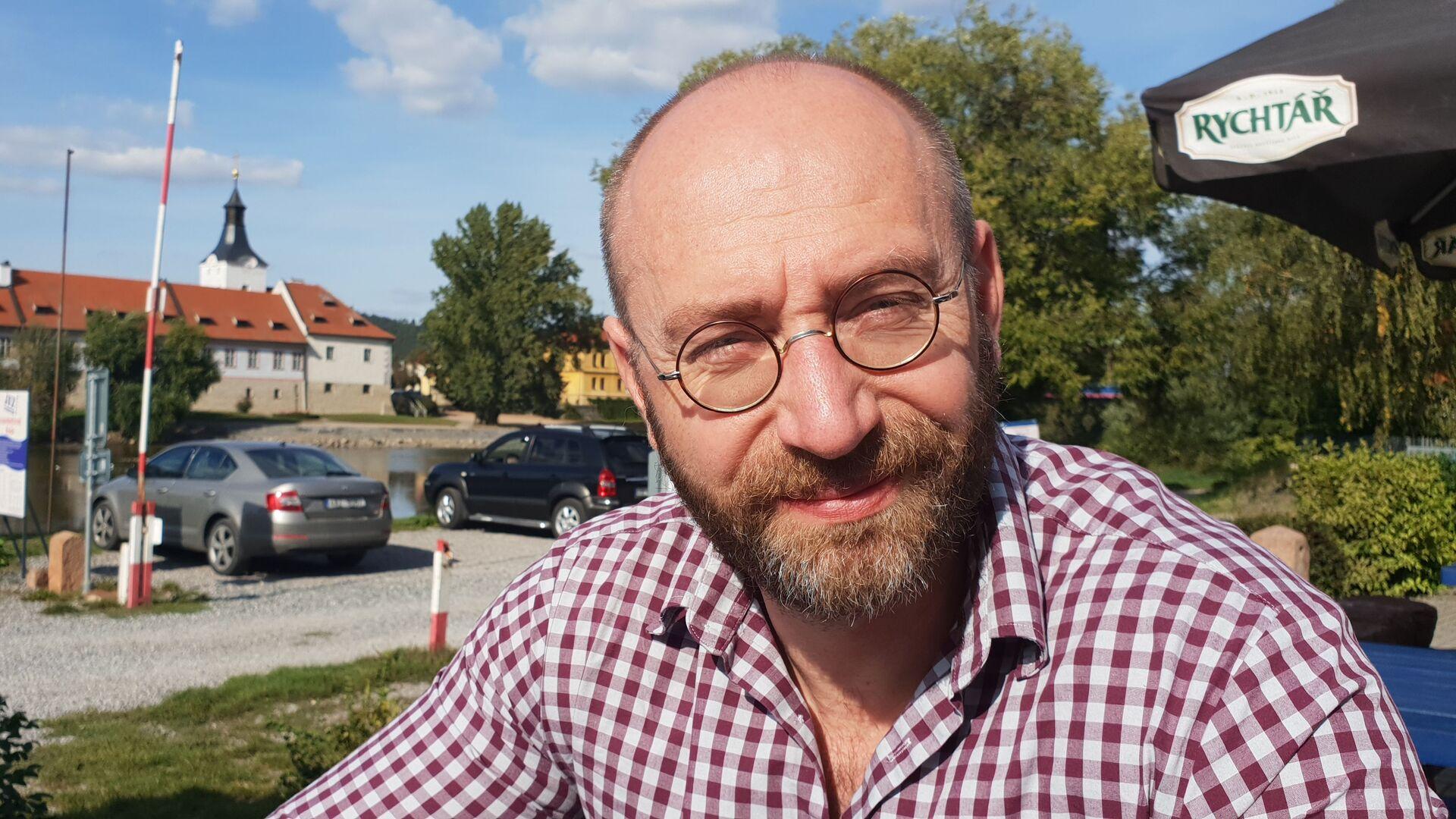 Sociolog Petr Hampl, Ph.D. - Sputnik Česká republika, 1920, 22.04.2021