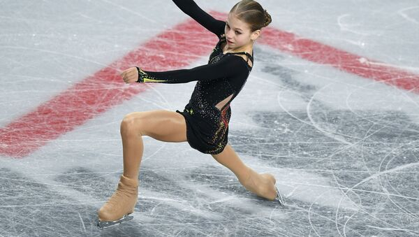 Alexandra Trusovová - Sputnik Česká republika