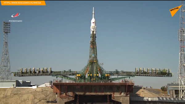 Sojuz MG - Sputnik Česká republika