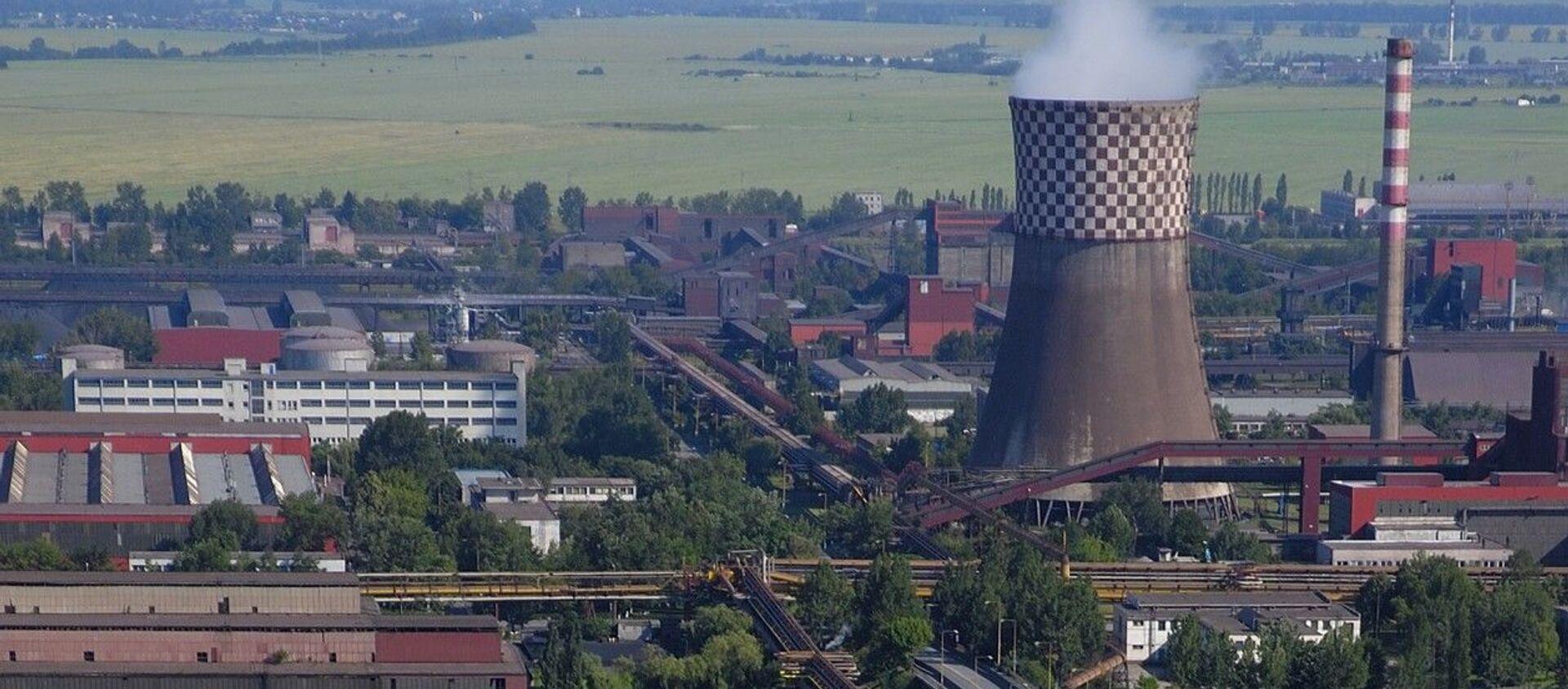 U. S. Steel Košice - Sputnik Česká republika, 1920, 27.02.2021
