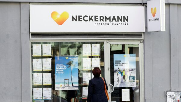 Pobočka Neckermann v Praze - Sputnik Česká republika