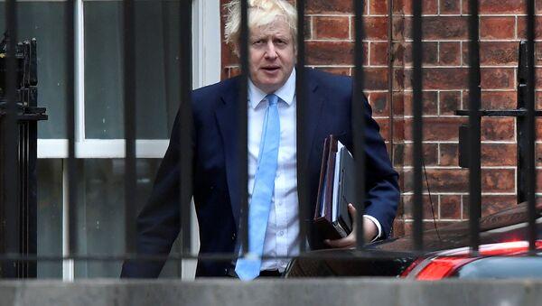Premiér Boris Johnson - Sputnik Česká republika