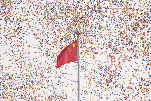 V Pekingu se koná rozsáhlá vojenská přehlídka u příležitosti 70. výročí založení Číny - Sputnik Česká republika