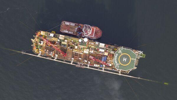 Pokládka plynovodu Nord Stream 2 v Baltském moři - Sputnik Česká republika