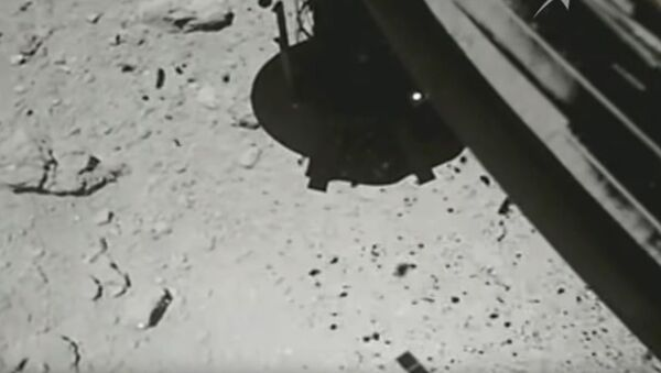Hajabusa 2 dosedla na asteroid Ryugu - Sputnik Česká republika