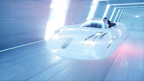 Létající auto. Illustrační foto - Sputnik Česká republika