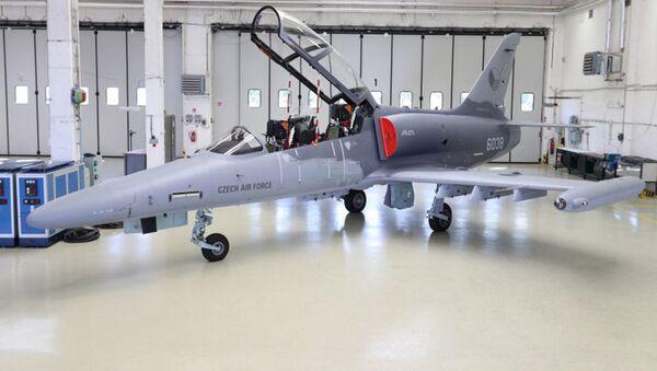 Letadlo  L-159T2  od výrobce Aero Vodochody - Sputnik Česká republika