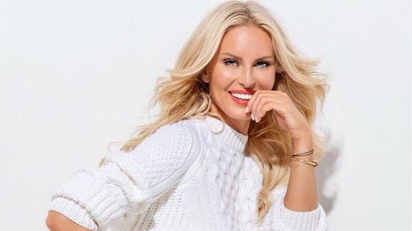 Česká modelka Simona Krainová  - Sputnik Česká republika