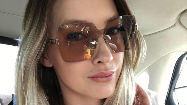 Česká modelka Dominika Mesarošová - Sputnik Česká republika