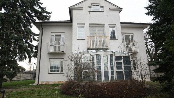 Prezidentská vila na Slavíně  - Sputnik Česká republika