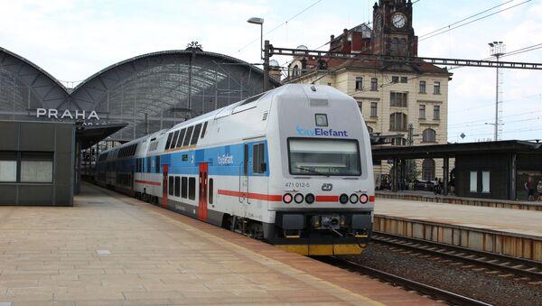 Hlavní nádraží v Praze - Sputnik Česká republika