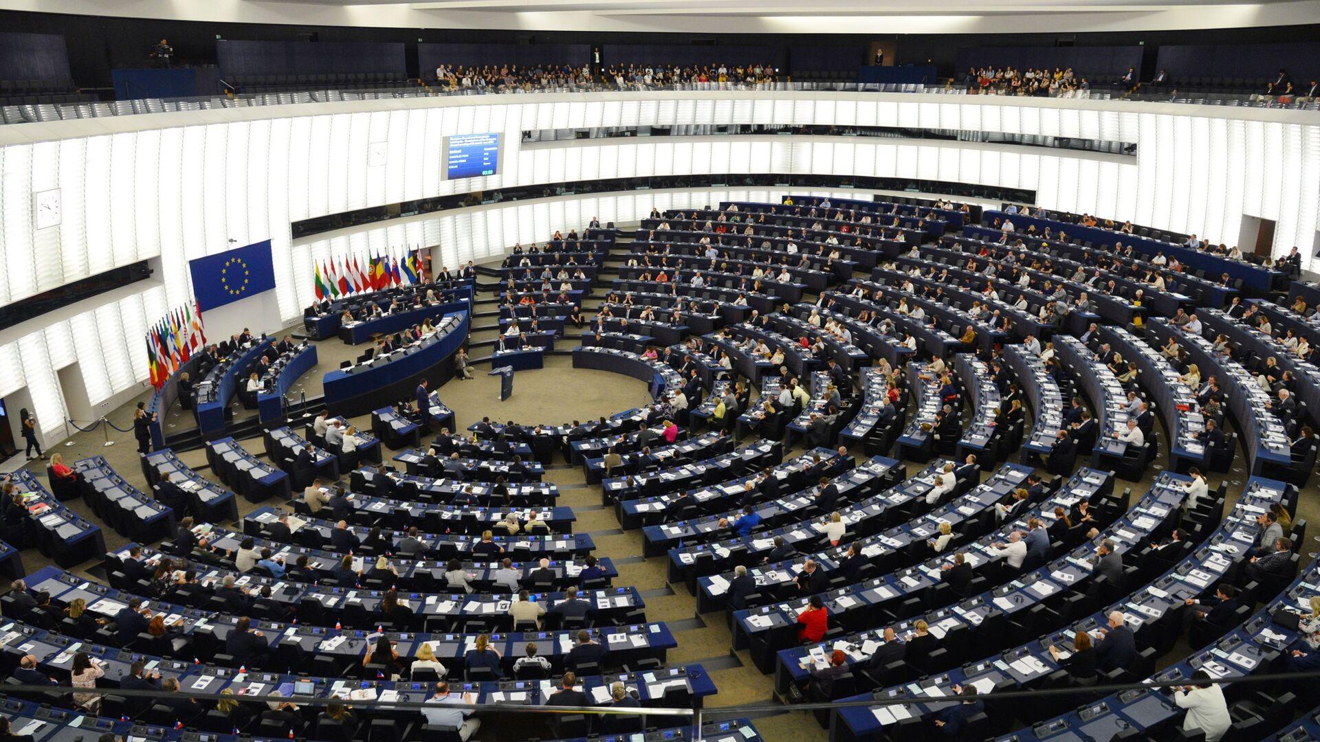 Evropský parlament - Sputnik Česká republika, 1920, 08.09.2021
